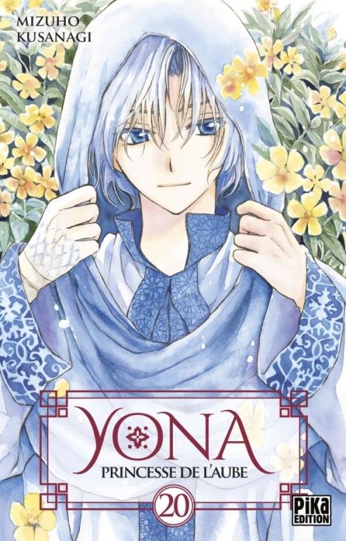 Couverture Yona, princesse de l'aube, tome 20
