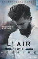 Couverture The air he breathes / L'air qu'il respire Editions Hugo & cie (New romance) 2016