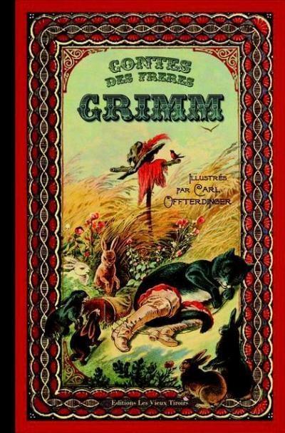 Couverture Contes choisis des Frères Grimm