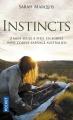 Couverture Instincts Editions Pocket 2017