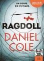 Couverture Ragdoll Editions Audiolib 2017