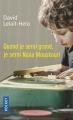 Couverture Quand je serai grand, je serai Nana Mouskouri Editions Pocket 2017