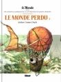 Couverture Le monde perdu, tome 2 Editions Glénat 2017