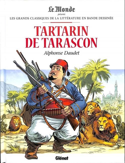 Couverture Tartarin de Tarascon