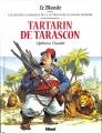 Couverture Tartarin de Tarascon Editions Glénat 2017