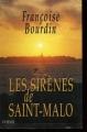 Couverture Les Sirènes de Saint-Malo Editions France Loisirs 2015