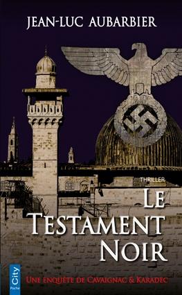 Couverture Le testament noir