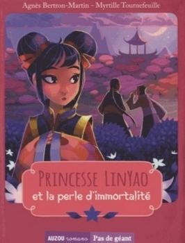 Couverture Princesse LinYao et la perle d'immortalité