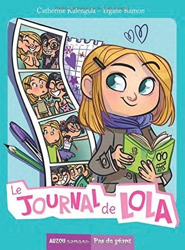 Couverture Le journal de Lola