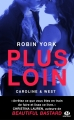 Couverture Caroline & West, tome 1 : Plus loin Editions Milady (New Adult) 2017