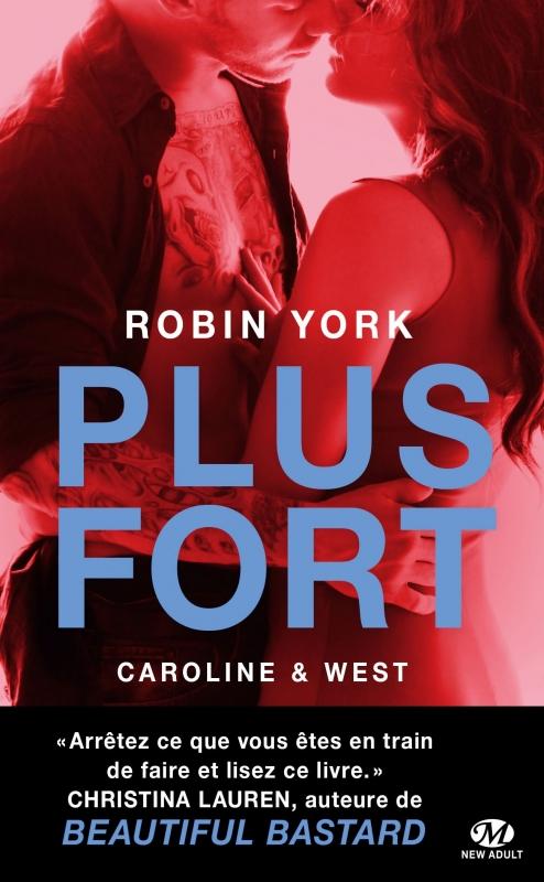 Couverture Caroline & West, tome 2 : Plus fort