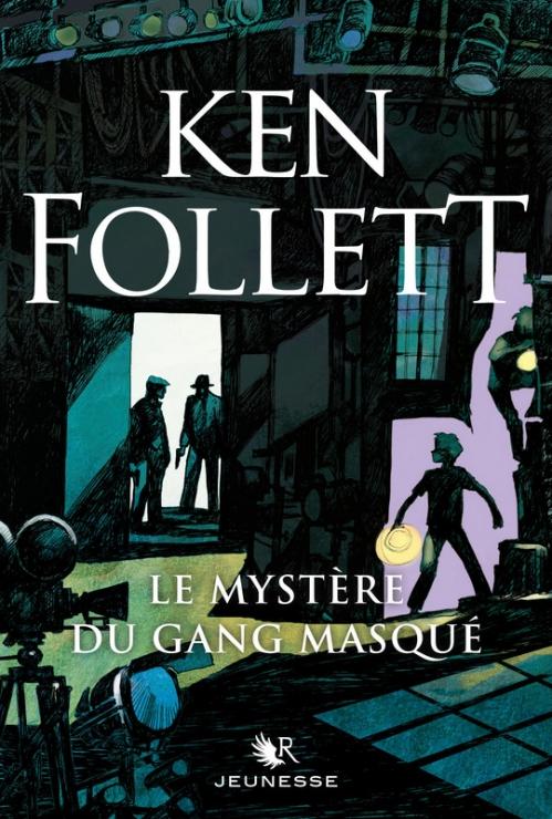 Couverture Le mystère du gang masqué