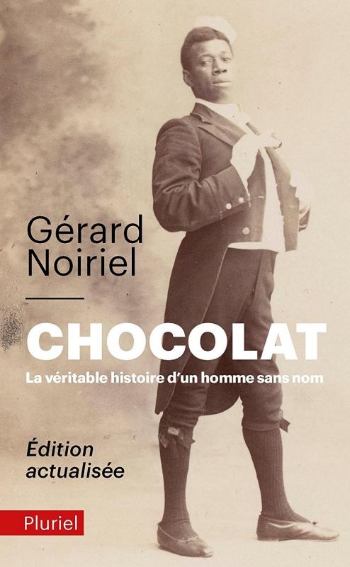 Couverture Chocolat : La véritable histoire de l'homme sans nom, actualisée