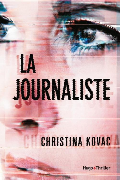 Couverture La journaliste