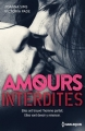 Couverture Amours interdites Editions Harlequin (Hors série) 2017