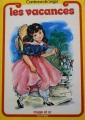 Couverture Les vacances Editions G.P. (Rouge et Or Dauphiné) 1980