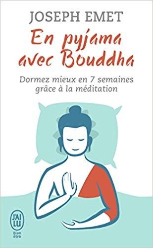 Couverture En pyjama avec Bouddha
