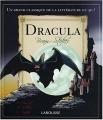 Couverture Dracula, popup Editions Larousse 2008