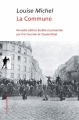 Couverture La Commune Editions La découverte (Littératures et voyages) 2015