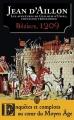 Couverture Guilhem d'Ussel, chevalier troubadour, tome 09 : Béziers, 1209 Editions J'ai Lu 2017
