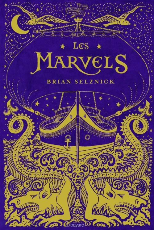 Couverture La maison des merveilles / Les Marvels