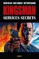 Couverture Kingsman : Services secrets Editions Panini (Best of fusion comics) 2017