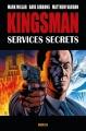 Couverture Kingsman : Services secrets Editions Panini (Best of fusion comics) 2017