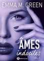 Couverture Âmes indociles, tome 2 Editions Addictives (Adult romance) 2017