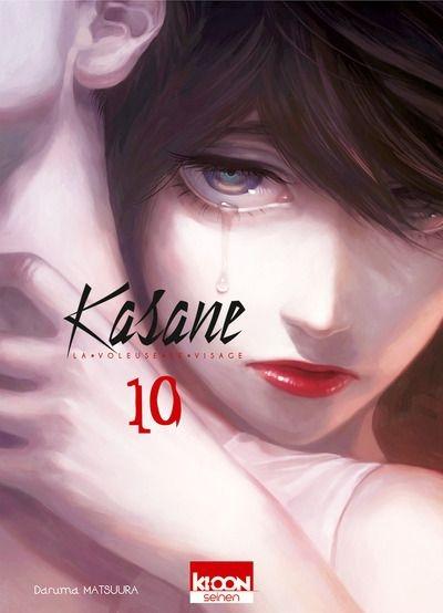 Couverture Kasane : La voleuse de visage, tome 10