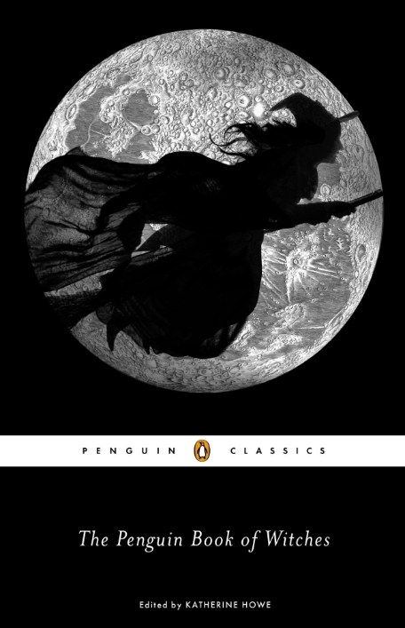 Couverture The Penguin Book of Witches