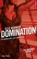 Couverture Les insurgés, tome 3 : Domination Editions Hugo & cie (New romance) 2017