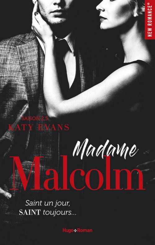 Couverture Malcolm, tome 2.5 : Madame Malcolm