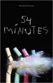 Couverture 54 minutes Editions Hachette 2017