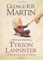 Couverture Maximes et pensées de Tyrion Lannister Editions HarperVoyager 2013