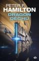 Couverture Dragon déchu Editions Milady (Science-fiction) 2017