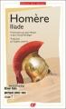 Couverture L'Iliade / Iliade Editions Flammarion (GF) 2017
