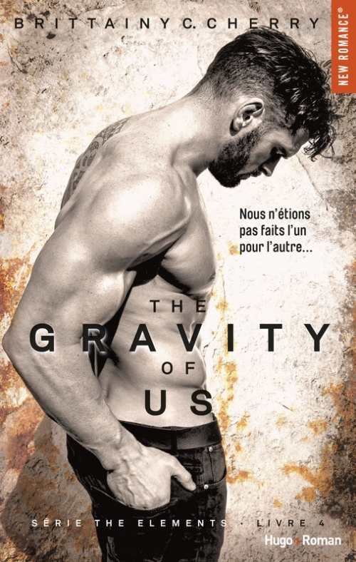 Couverture The gravity of us