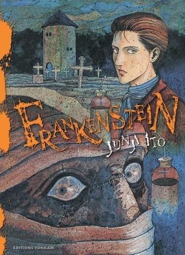 Couverture Frankeinstein
