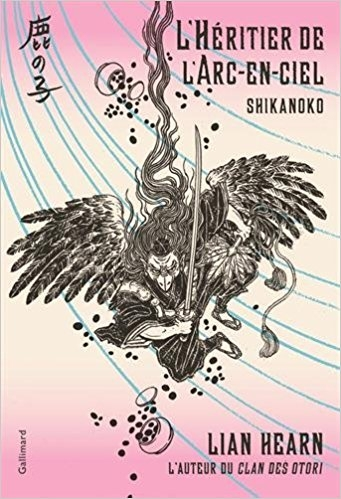 Couverture Shikanoko, tome 4 : L'héritier de l'arc-en-ciel