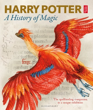 Couverture Harry Potter : Un monde de magie