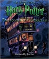 Couverture Harry Potter, illustrée, tome 3 : Harry Potter et le prisonnier d'Azkaban Editions Arthur A. Levine Books 2017