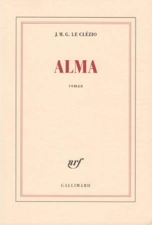Couverture Alma