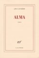 Couverture Alma Editions Gallimard  (Blanche) 2017
