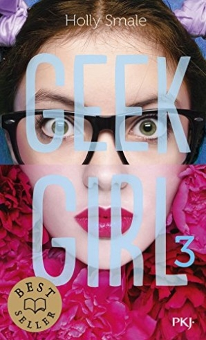 Couverture Geek girl, tome 3