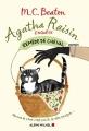 Couverture Agatha Raisin enquête, tome 02 : Remède de cheval Editions Albin Michel 2016