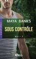 Couverture KGI, tome 07 : Sous contrôle Editions Milady (Romance) 2015
