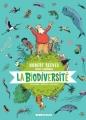 Couverture Hubert Reeves nous explique la biodiveristé Editions Le Lombard 2017