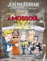 Couverture Happy hour à Mossoul Editions Michel Lafon 2017