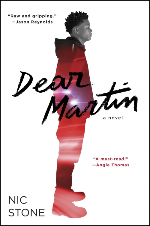 Couverture Dear Martin