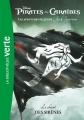 Couverture Pirates des Caraïbes : Les aventures du jeune Jack Sparrow, tome 2 : Le chant des sirènes Editions Hachette (Bibliothèque verte) 2017